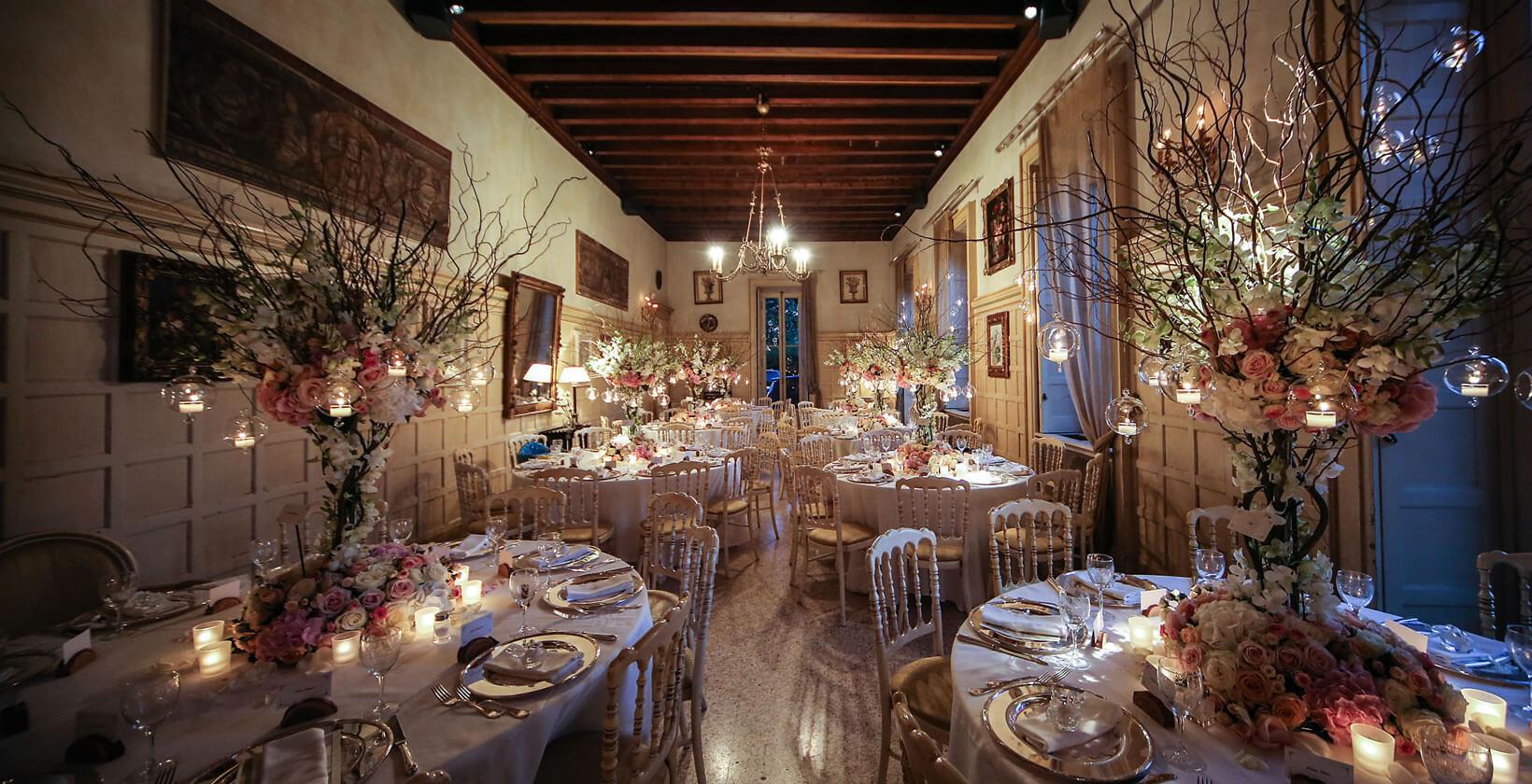 Sala Villa Trivulzio