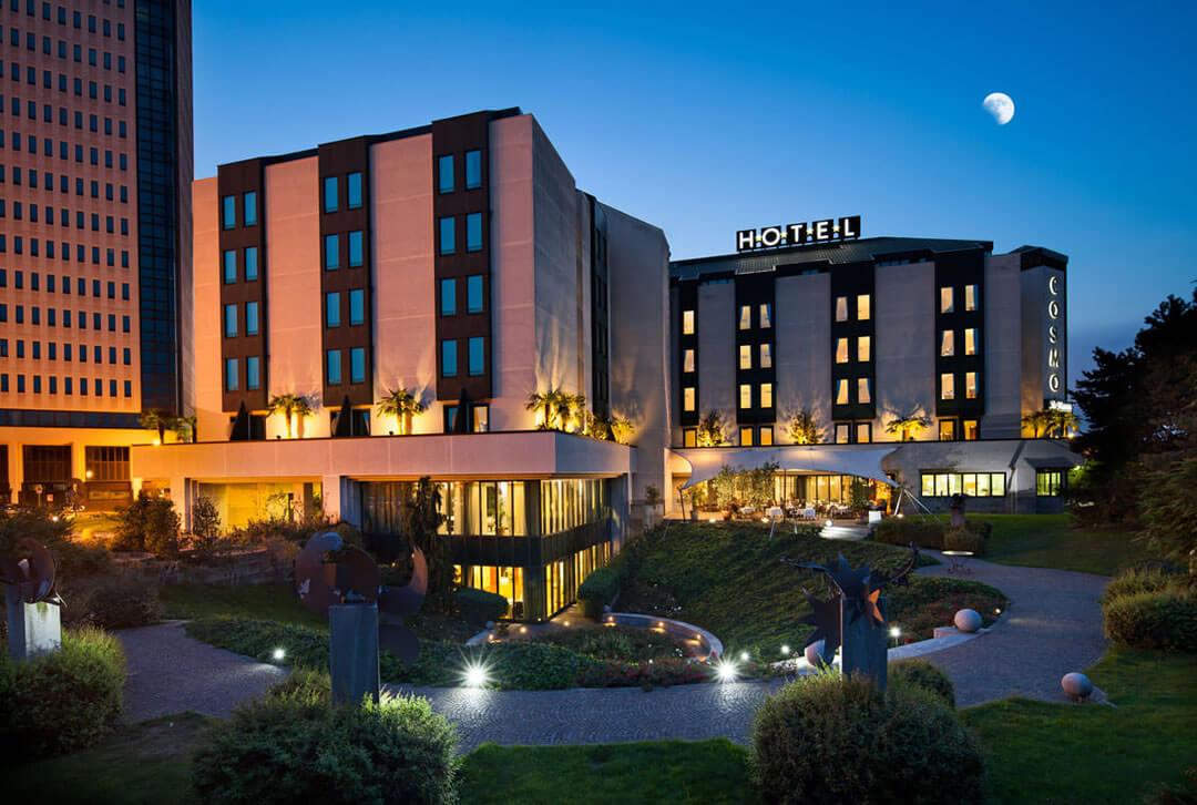 hotel cosmo torri