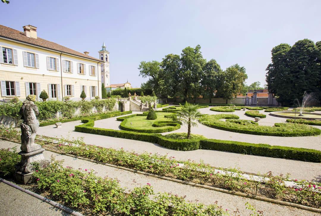 Giardino Villa Trivulzio