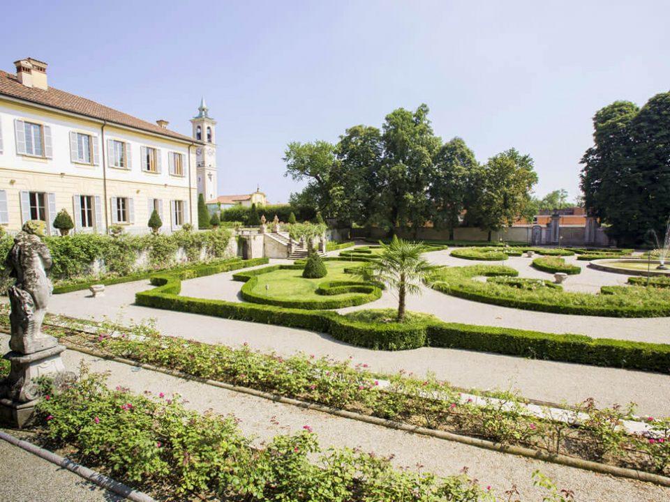 villa d'epoca a pochi passi da Milano